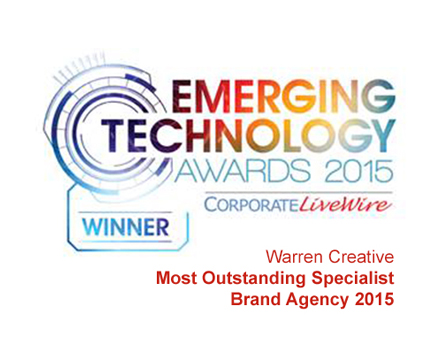 Emerging Technology Award 2015