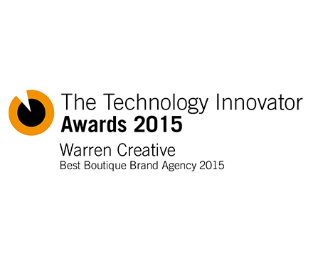 The Technology Innovator Award 2015